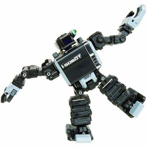 Tomy I-SOBOT Humanoid Robots