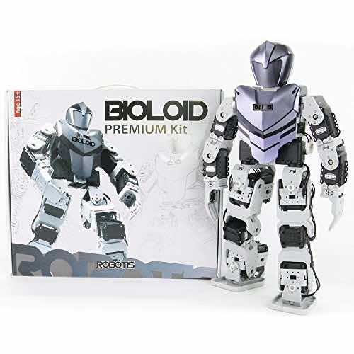 ROBOTIS Bioloid GP Robot Kit [US-110V]