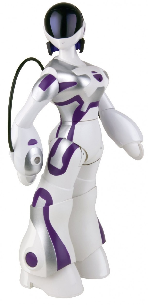 WowWee FemiSapien Humanoid Robots