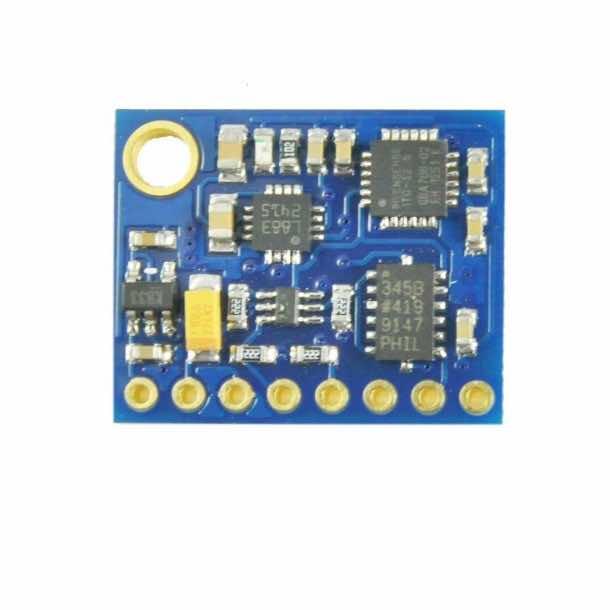 IMU Modules For Raspberry Pi 4