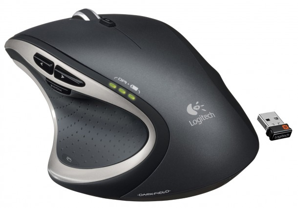 Logitech Wireless Performance Mouse MX AutoCad Mouse