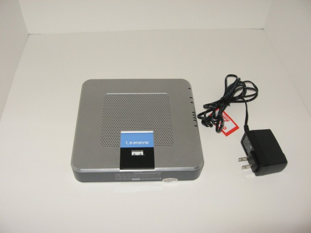 Linksys Broadband Router with 2 Phone Ports RTP300
