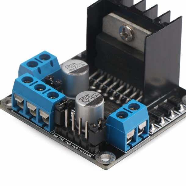 DROK® L298N Motor Drive Controller Board