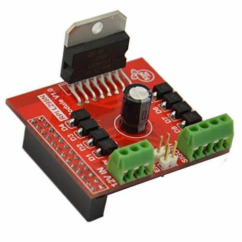 Makerfire® Raspberry Pi L298N Motor Driver Board
