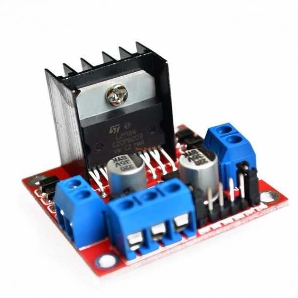 CJRSLRB® L298N Motor Drive Controller
