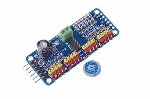 SMAKN® 16 Channel PWM/Servo Driver IIC interface-PCA9685