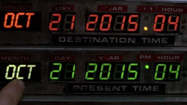 Back to the Future II – The Future Predictions And Where We Are 2