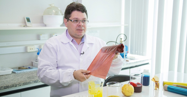 Brazilian Research Team Has Created Edible Plastic Film 6