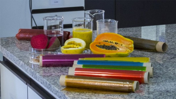 Brazilian Research Team Has Created Edible Plastic Film