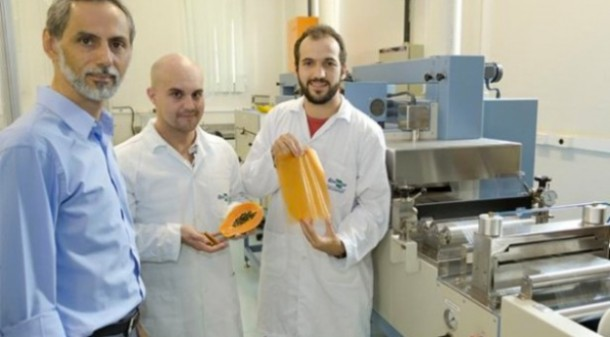 Brazilian Research Team Has Created Edible Plastic Film 7