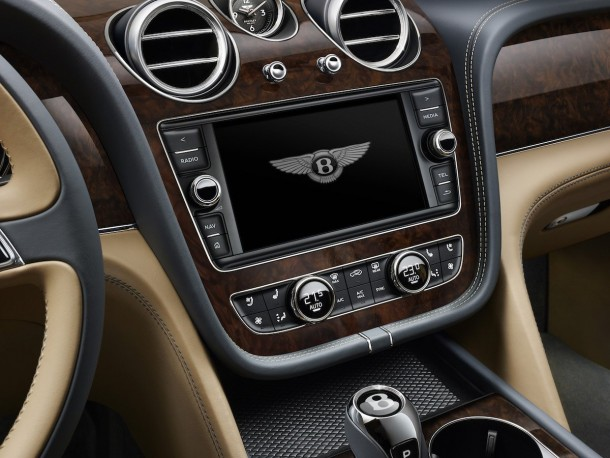 Check Out The Amazing Innovations That Bentley's New SUV Sports 2