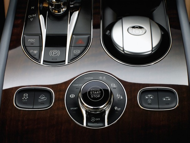Check Out The Amazing Innovations That Bentley's New SUV Sports 1