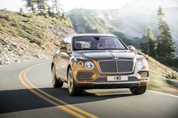 Check Out The Amazing Innovations That Bentley's New SUV Sports 11