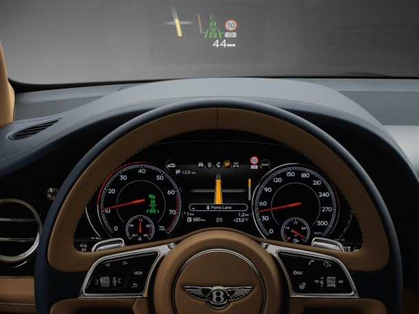 Check Out The Amazing Innovations That Bentley's New SUV Sports 3
