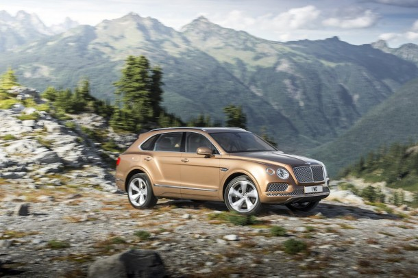 Check Out The Amazing Innovations That Bentley's New SUV Sports 4
