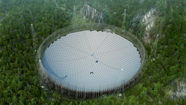 China's Ambitious Hunt for Alien Life Leaves 9,000 Homeless 3