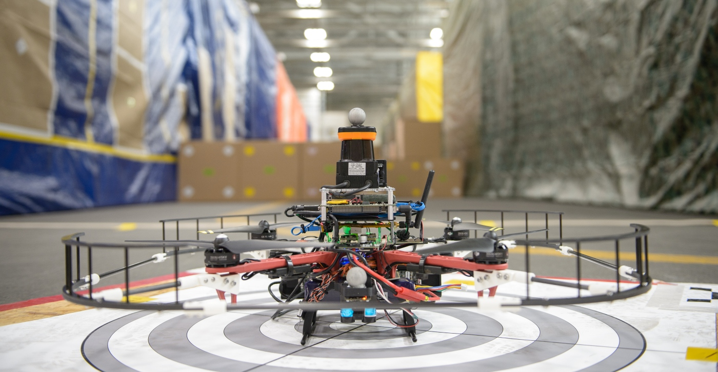 DARPA's Latest Drone Can Fly Autonomously At 3
