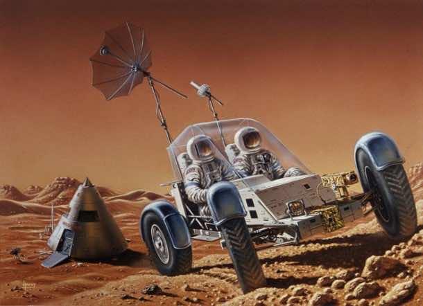 Elon Musk Envisions A Hyperloop On Mars As Well 3