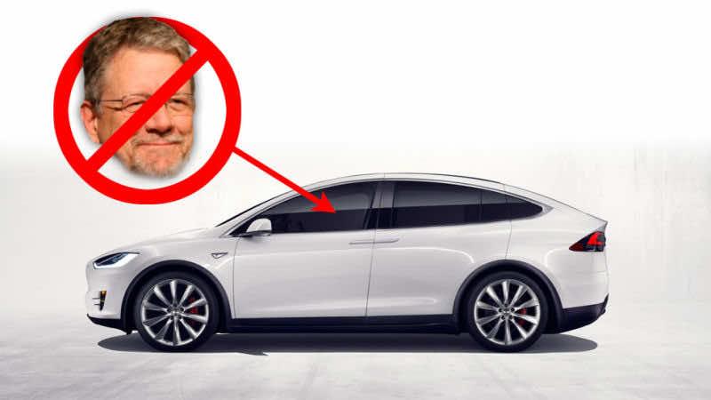 Elon Musk Has Cancelled A Blogger's Tesla Model X Order 3