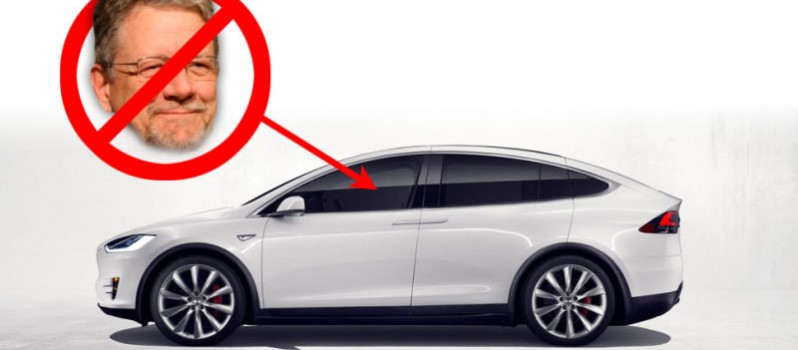 Elon Musk Has Cancelled A Blogger's Tesla Model X Order 3