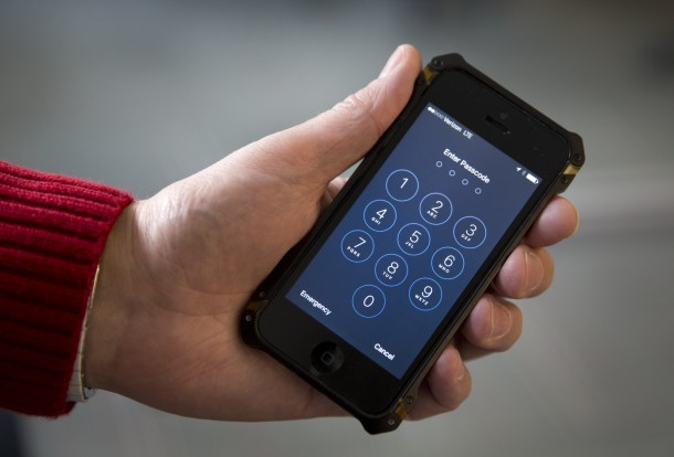 FBI Has Confirmed That It Is Responsible For Resetting The iPhone Password 2