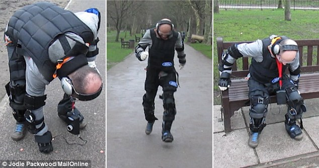 Ford's Third Age Suit Will Let You Experience Old Age