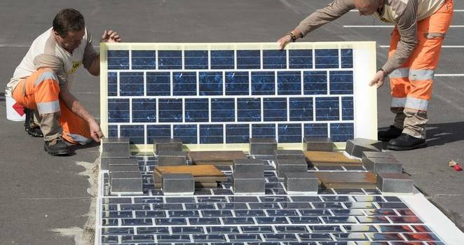 France Is All Set For Construction Of World's First Solar Road 2