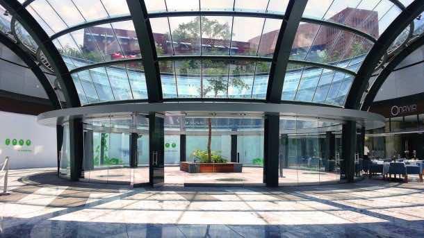 Garden Santa Fe Is A 7-Story-Deep Underground Mall 3