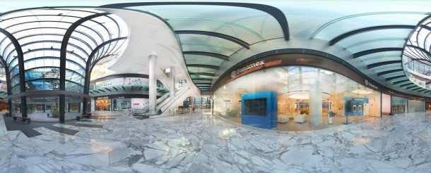 Garden Santa Fe Is A 7-Story-Deep Underground Mall 4