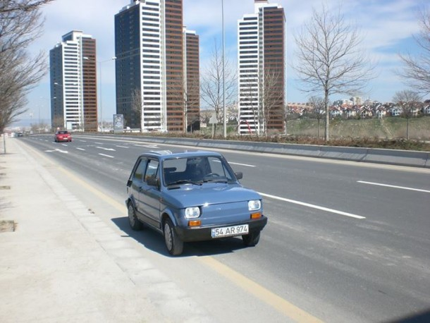 He Converted An Old Fiat Into An Electric Vehicle (51)