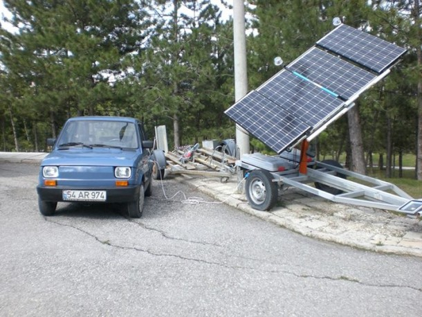 He Converted An Old Fiat Into An Electric Vehicle (52)