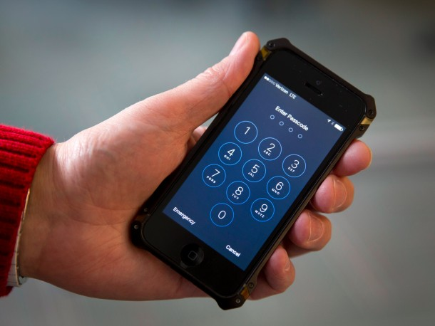 Here's why the FBI can't hack an iPhone
