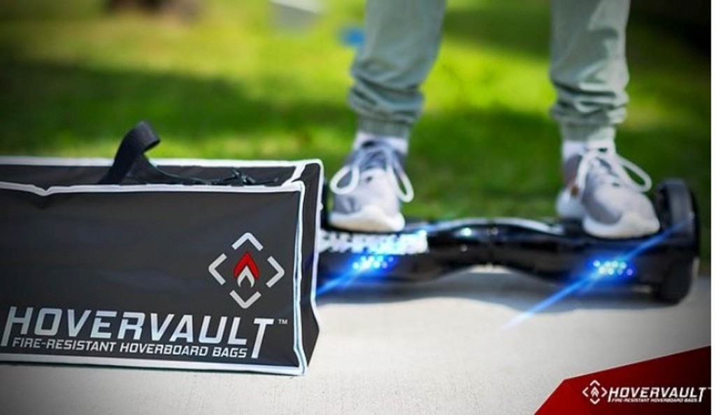 Hovervault Is The Safety Your Hoverboard Needs 2