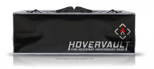 Hovervault Is The Safety Your Hoverboard Needs