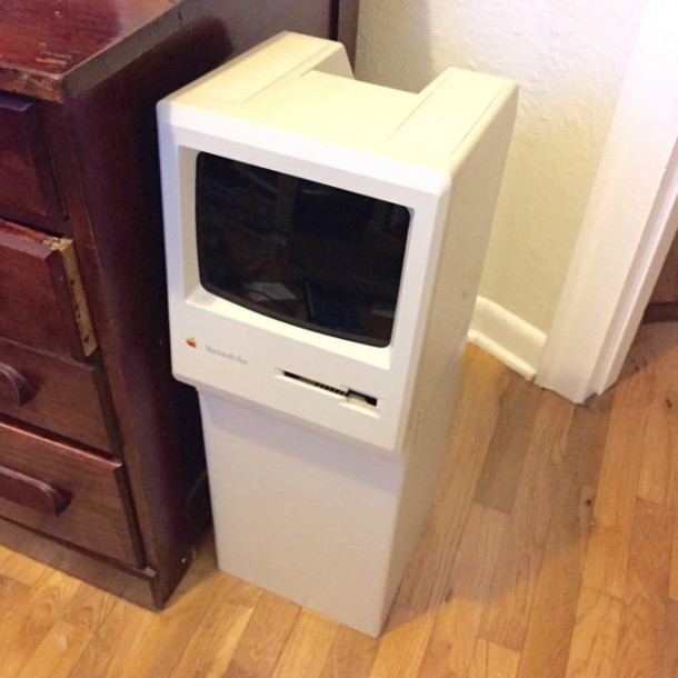 Instead Of Throwing Old Computer Out, They Did This!