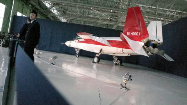 Japan Has Created Its Own Stealth Fighter, X-2 2