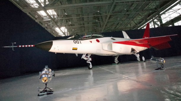 Japan Has Created Its Own Stealth Fighter, X-2 3