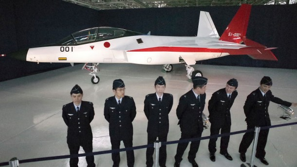 Japan Has Created Its Own Stealth Fighter, X-2 4