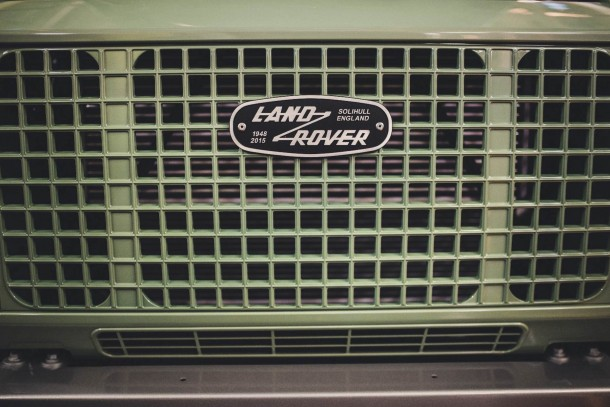 Land Rover Has Ceased Production Of Its Iconic Defender 10