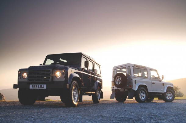 Land Rover Has Ceased Production Of Its Iconic Defender 5