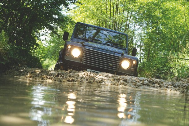 Land Rover Has Ceased Production Of Its Iconic Defender 6