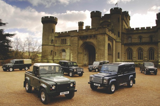 Land Rover Has Ceased Production Of Its Iconic Defender 7