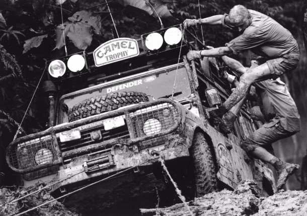 Land Rover Has Ceased Production Of Its Iconic Defender 9