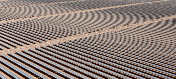 Largest Solar Farm Began Operations In Morocco 3