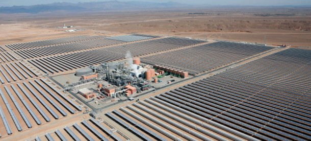 Largest Solar Farm Began Operations In Morocco