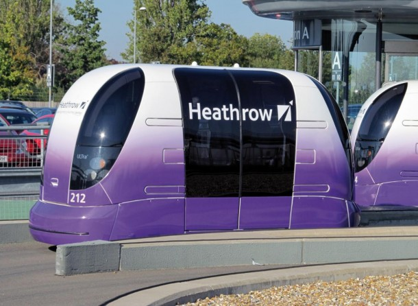 London's First Autonomous Cars Are Soon Going To Hit The Roads 3