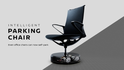 Nissan's Self-Driving Office Chair Concept Is Everything You Hoped For
