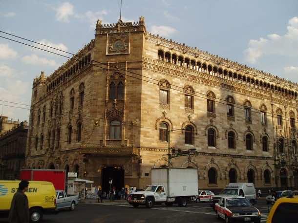 Palacio de Correos de Mexico, Mexico City