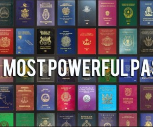 Passports Ranked By The Power They Hold 2
