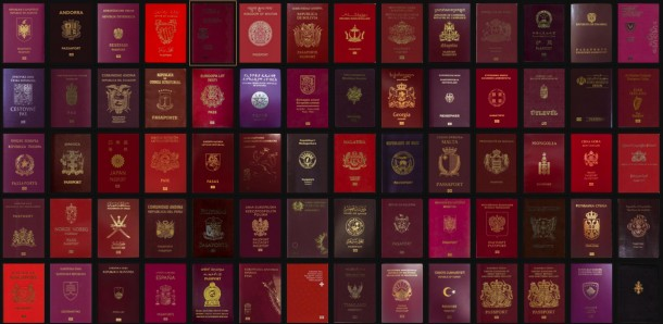 Passports Ranked By The Power They Hold